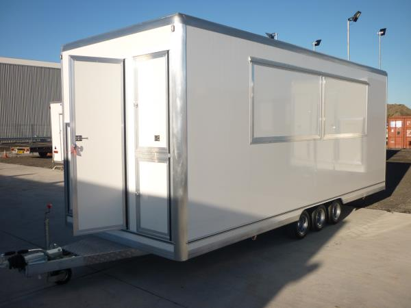Sprinter - Trailer kitchen hire, London